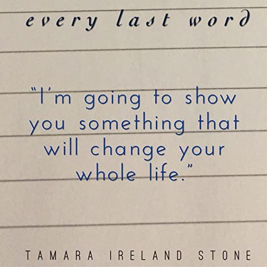 Every Last Word by Tamara Ireland Stone (2015, Hardcover)