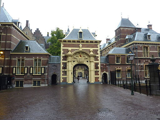 Den Haag - Binnenhof - Poorten 2