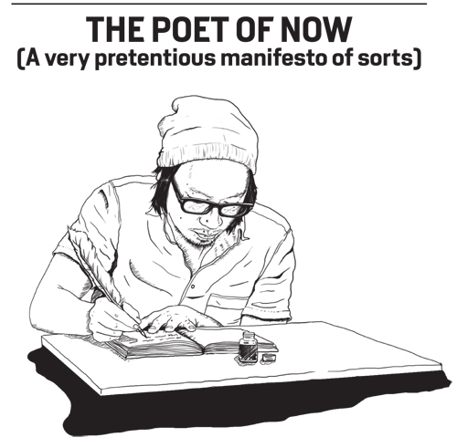 THE POET OF NOW