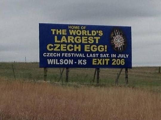 World's largest Czech egg: