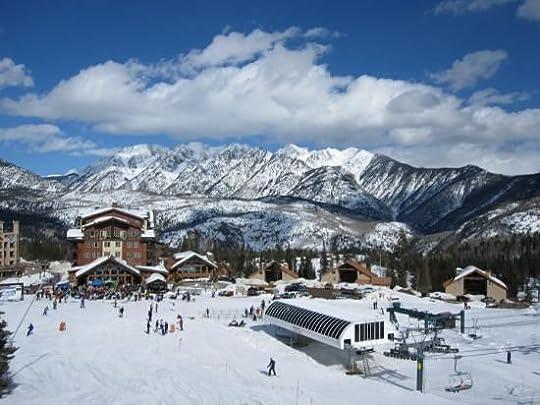 Ski Resort Colorado: