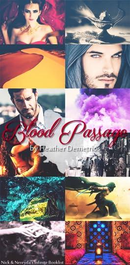 blood passage edit