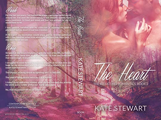 The Heart (The Reluctant Romantics, #2) by Kate Stewart
