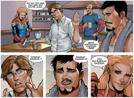 Avengers Assemble: Science Bros by Kelly Sue DeConnick