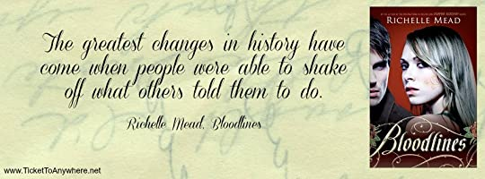 Bloodlines Quote