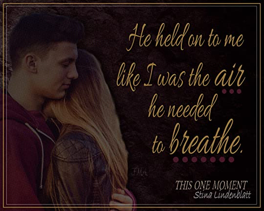 This One Moment teaser rev