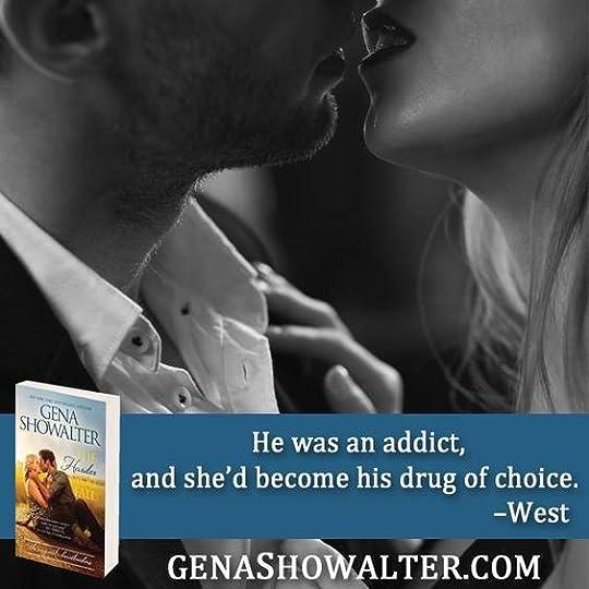 The Harder You Fall, Gena Showalter: