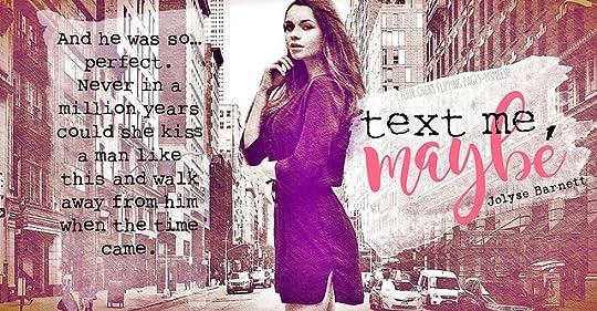 #TextMeMaybe