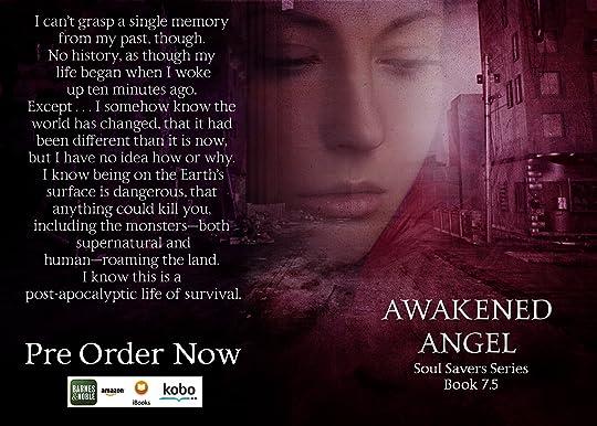 Preorder Awakened Angel Now
