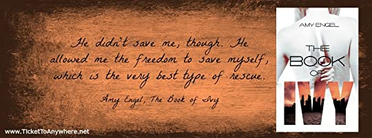 Book of Ivy Quote