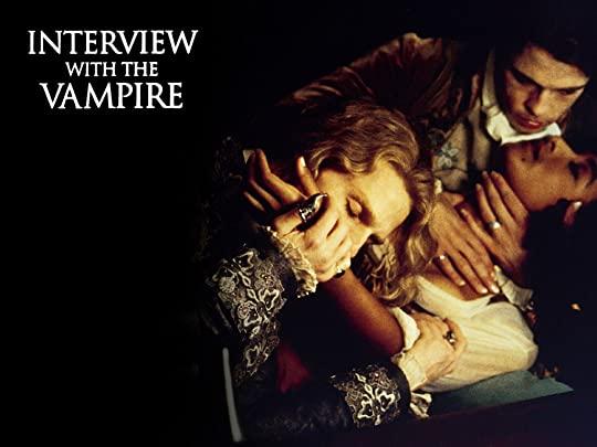 Entrevista con el Vampiro POSTER