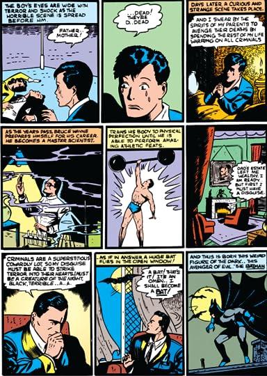 Batman: A Celebration of 75 Years by Bill Finger