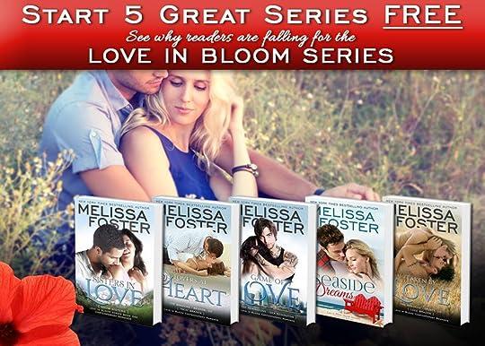 Melissa Foster's Blog - FIVE FREE eBOOKS! - April 30, 2016 11:03