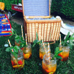 Skip the lemonade and try a classic Pimm's Cup with a twist. Credit: Copyright 2016 Andrea Slonecker