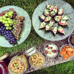 Rather than just throwing food together, give your picnic a theme. Credit: Copyright 2016 Jen Stevenson