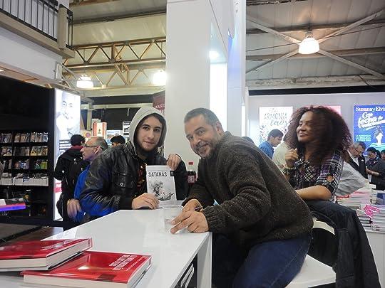 Firma de Libros Filbo 2016