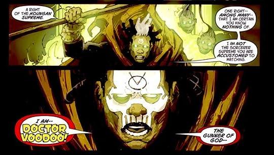 Doctor Voodoo: Avenger of the Supernatural by Rick Remender