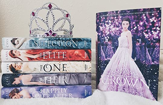 The Crown (The Selection, #5) by Kiera Cass