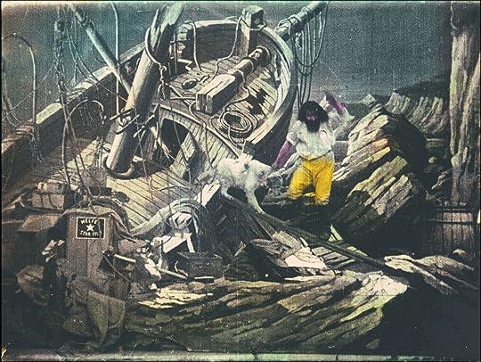 Robinson Crusoe Shipwreck