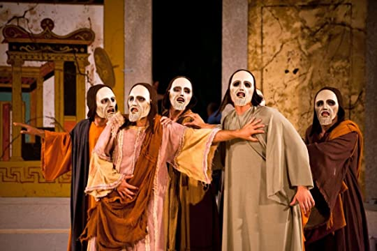 an analysis of ancient greek theater and drama Video: greek theatre: tragedy and comedy this lecture examines the function of theatre in greek culture and religion, with special focus on the athenians it then explores the three.