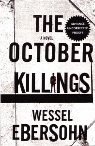 United States cover image for The October Killings
