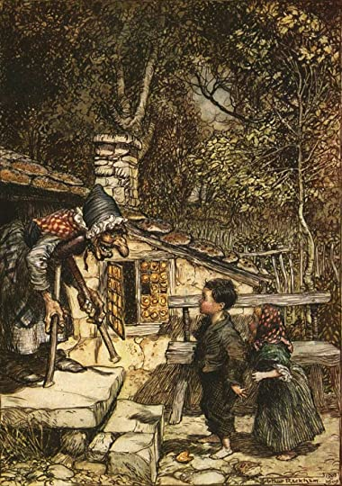 literary theory in hansel and gretel by brothers grimm