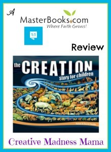 The Creation Story for Children - not just another Bible story book #masterbooks #aig