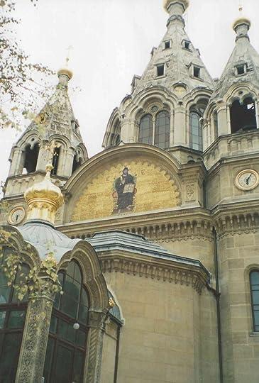 Cathedédrale Alexandre Nevsky de Paris