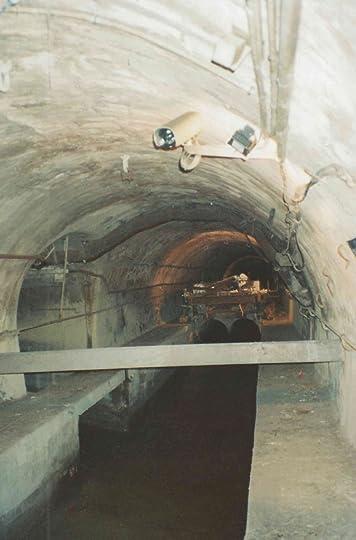 Paris Sewer Tour: Tunnel Drain