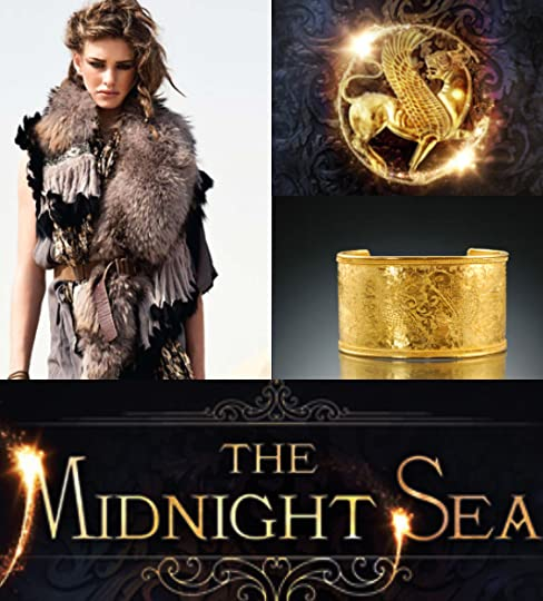 The Midnight Sea (The Fourth Element, #1) by Kat Ross