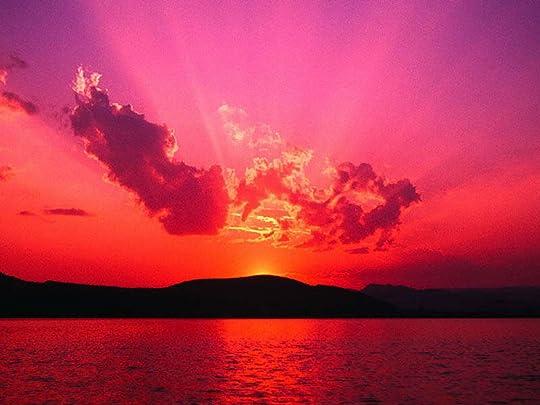 Hawaii sunset photo: sunset Sunset.jpg