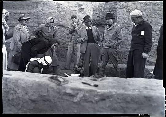 Agatha Christie at Nippur