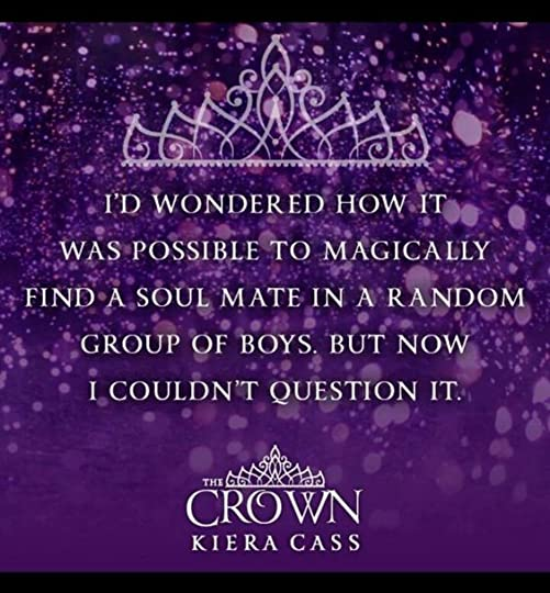 The Crown Kiera Cass: