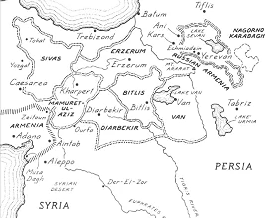 the burning tigris the armenian genocide and america s response by Map of Armenia and Bulgaria historical map with hatched boundaries denoting provinces with predominant armenian populations during ottoman rule in the center cilician armenia of the
