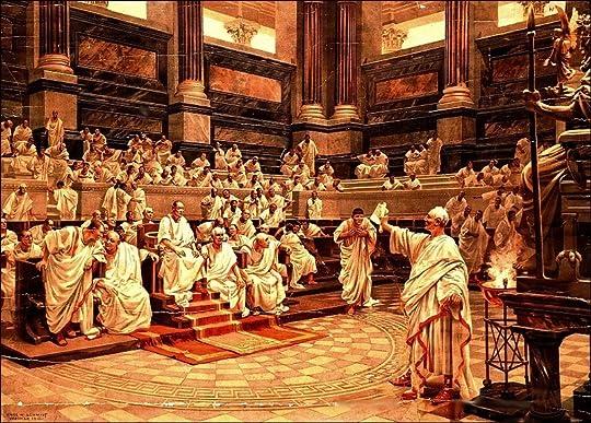 Cicero indicting Catallus
