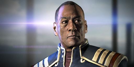 Captain David Anderson