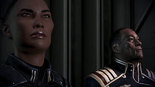 Gemma Shepard and Cpt David Anderson