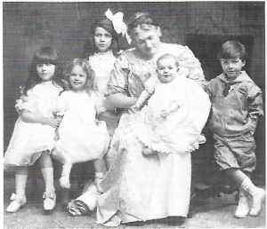 Mary Lawrence and Children