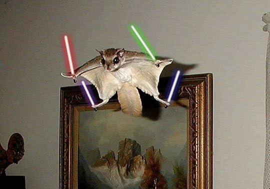 Jedi Flying Squirrel