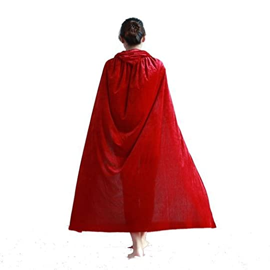 red cape: