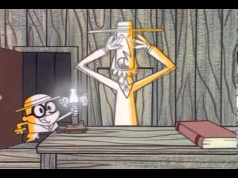 Dexter blinds an amish man with a potato-powered light