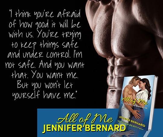 All of Me Jennifer Bernard