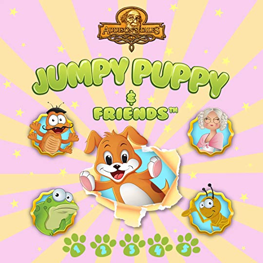 Jumpy Puppy