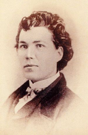 Image of Sarah Emma Edmundson (or Sarah Edmond...