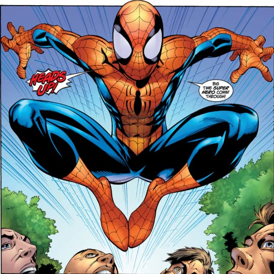 Ultimate Spider-Man, Volume 1: Power and Responsibility by