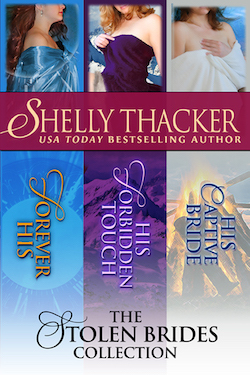 Stolen Brides Boxed Set by Shelly Thacker