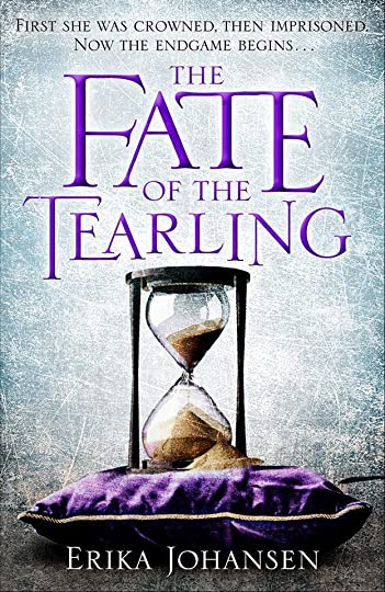 Image result for the fate of the tearling book