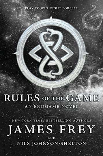 Rules of the Game (Endgame, #3) by James Frey and Nils Johnson-Shelton