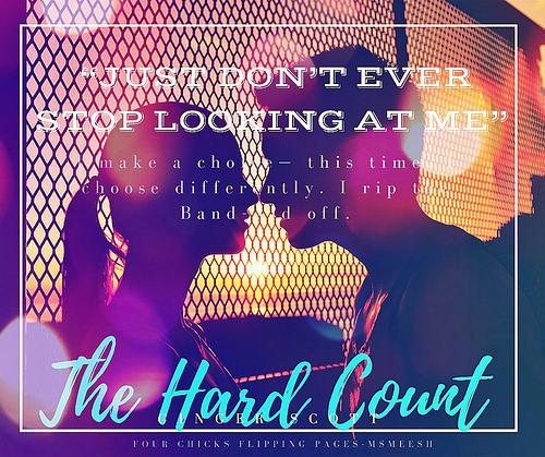 #TheHardCount