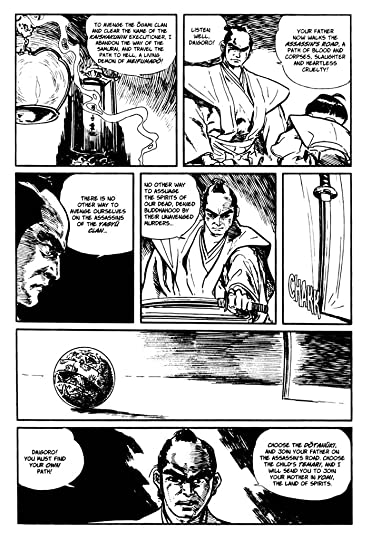 Lone Wolf And Cub Omnibus 1 By Kazuo Koike